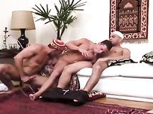 Magrebini gay arrapati