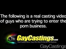 Video porno casting gay