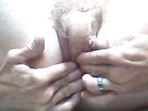 Palle ficcate dentro il culo