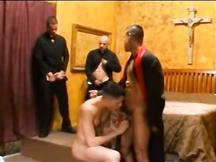 Porno preti gay sudamericani