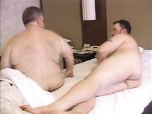Grassoni gay fanno sesso