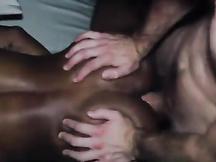 Francese gay sodomizza un negro