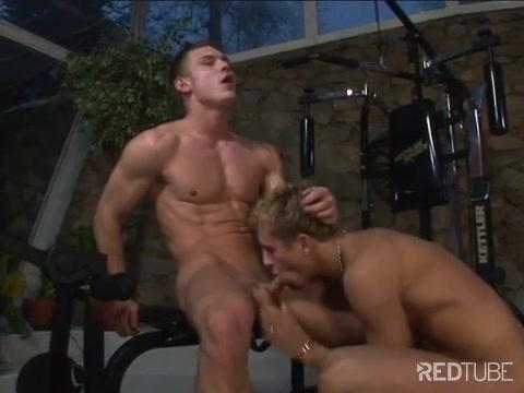 Nero palestra porno