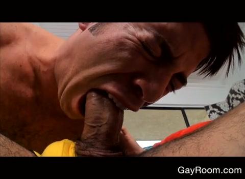 gay gola cazzo porno