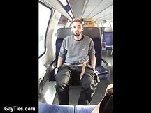 Seghe e pompini in treno