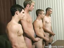 Giovane gay maschio porno