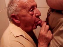Pompino dal nonno